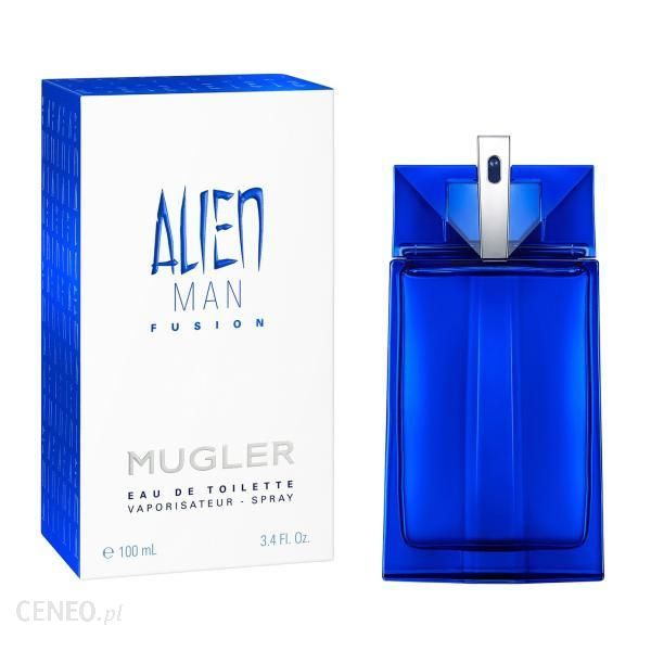Mugler Alien Man Fusion 100ml woda toaletowa