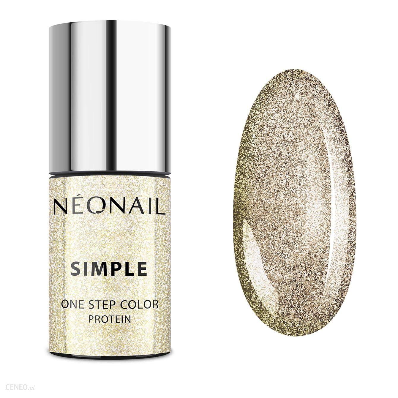 Neonail 3W1 Lakier Hybrydowy Simple Brilliant 7