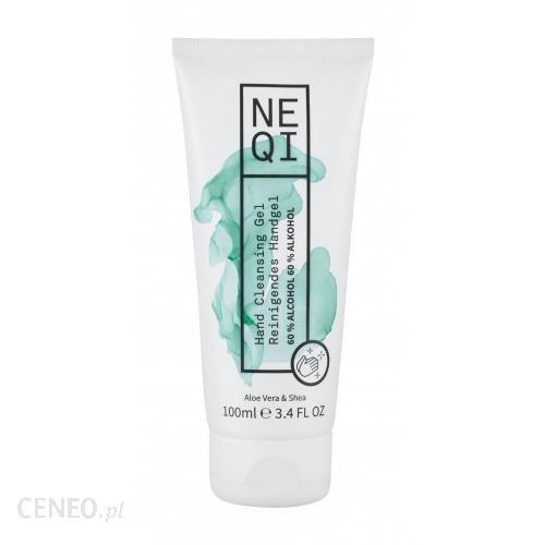 Neqi Hand Cleansing Gel Antybakteryjne Kosmetyki 100 Ml