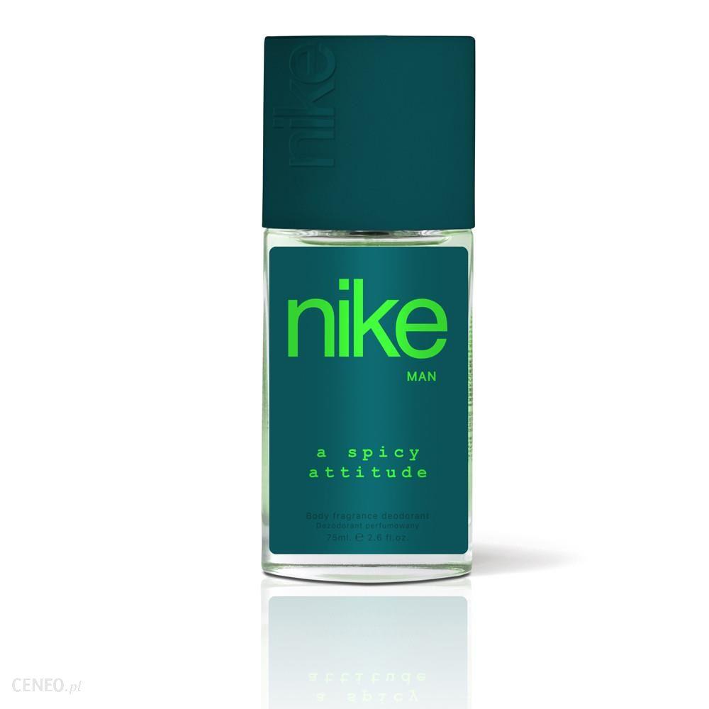 nike spicy attitude man dezodorant w atomizerze 75ml