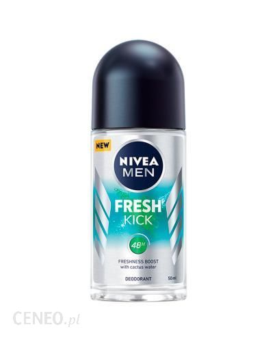 Nivea Men Fresh Kick Dezodorant Roll-On 50Ml