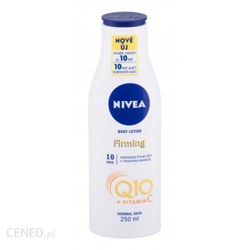 Nivea Q10 Energy+ Firming Body Lotion Mleczko Do Ciała 250Ml