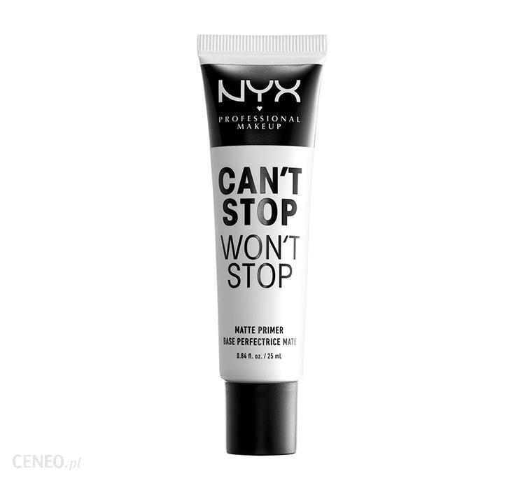 NYX Professional Can't Stop Won't Stop Baza Matująca 25ml