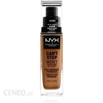 NYX Professional Can't Stop Won't Stop Podkład Kryjący 15.3 Almond 30ml
