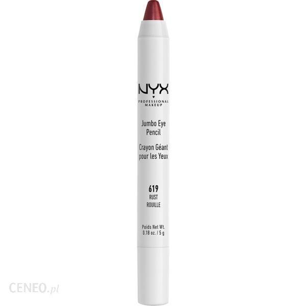 NYX Professional Makeup Jumbo Eye Pencil Cień do powiek w kredce 619 rust