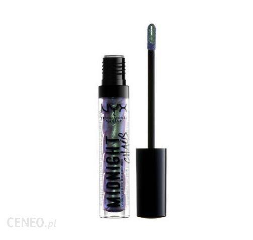 NYX Professional Makeup Midnight Chaos Błyszczyk do Ust Prismatic