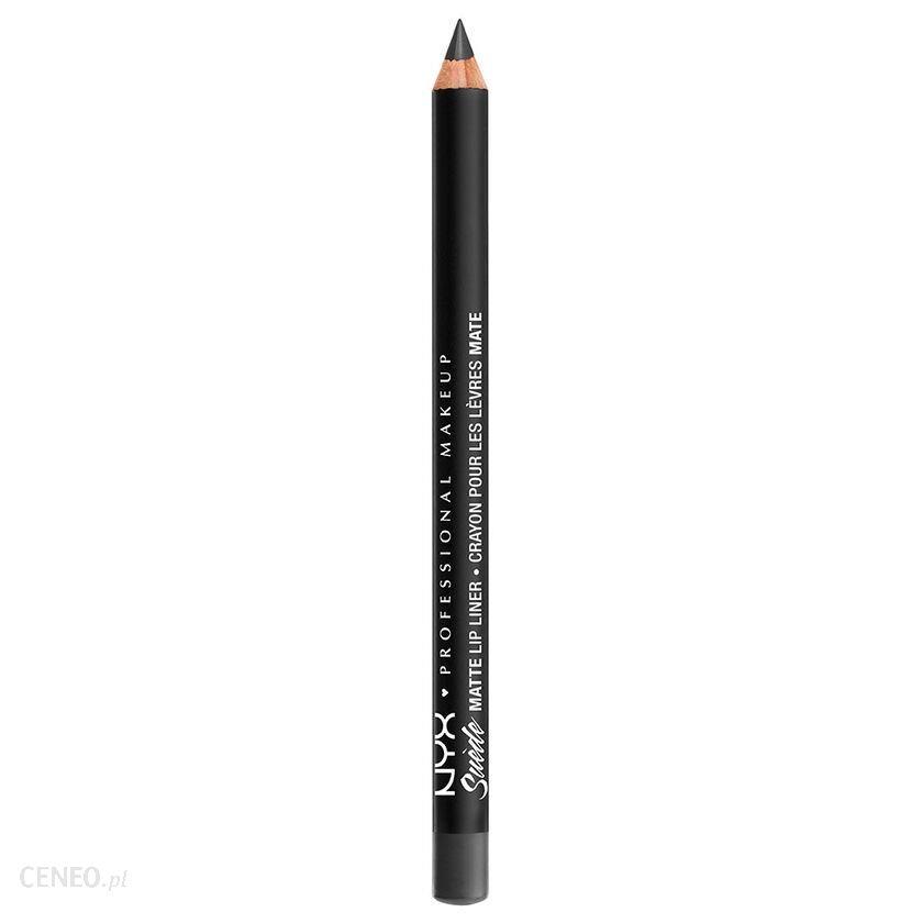 NYX Professional Makeup Suede Matte Lip Liner Matowa kredka do ust ace