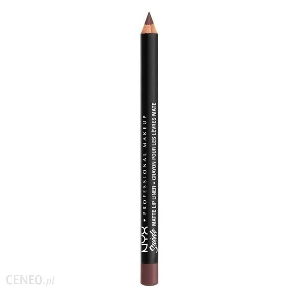 NYX Suede Matte Lip Liner Kredka do ust Toulouse Toulouse