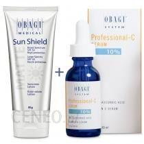 Obagi Sun Shield Matte Broad Spectrum SPF 50 85g + Professional C Serum 10% 30ml
