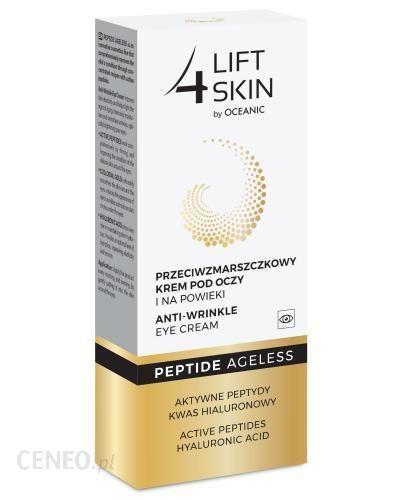 Oceanic Lift 4 Skin Peptide Ageless Przeciwzmarszczkowy Krem Pod Oczy I Na Powieki 15 Ml