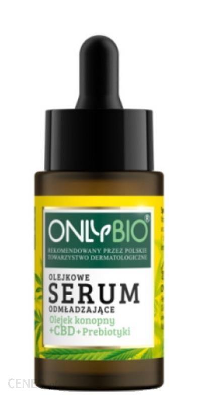 Onlybio CBD serum do twarzy 30 ml