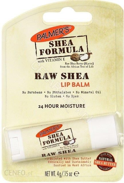 Palmers Shea Formula Nawilżający Balsam Do Ust W Sztyfcie Spf 15 Z Masłem Shea 4g