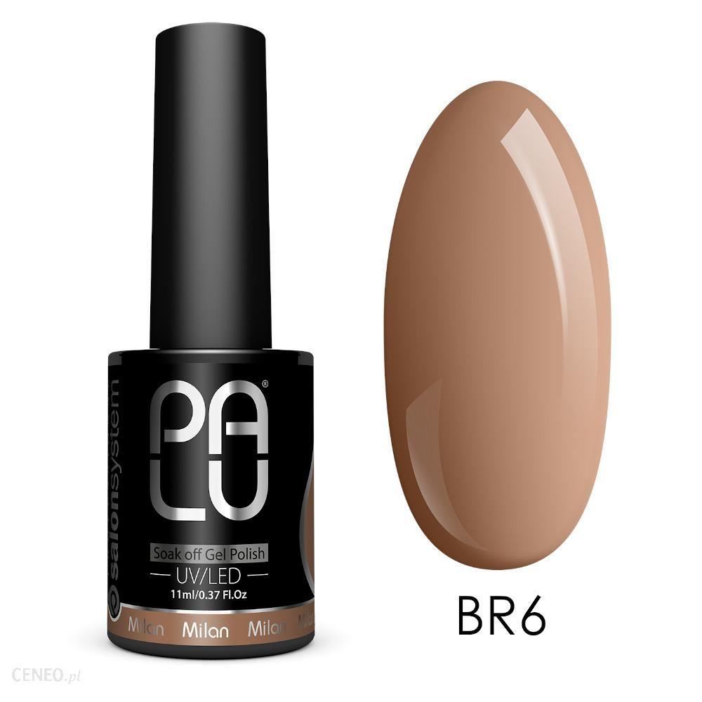Palu Cosmetics Palu Lakier Hybrydowy Milan Br6 11ml