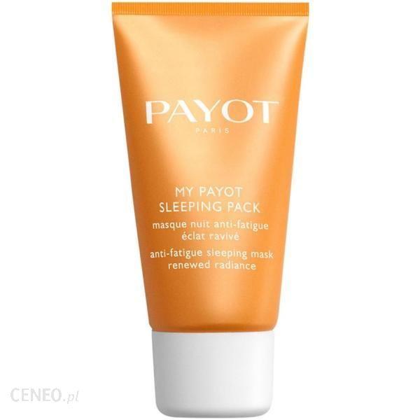 Payot My Payot Sleeping Pack Maseczka Rozświetlająca Na Noc 50ml