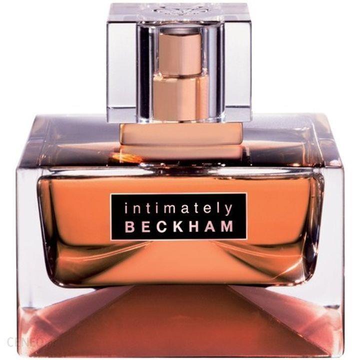 Perfumy David Beckham Intimately Men Woda toaletowa 75ml