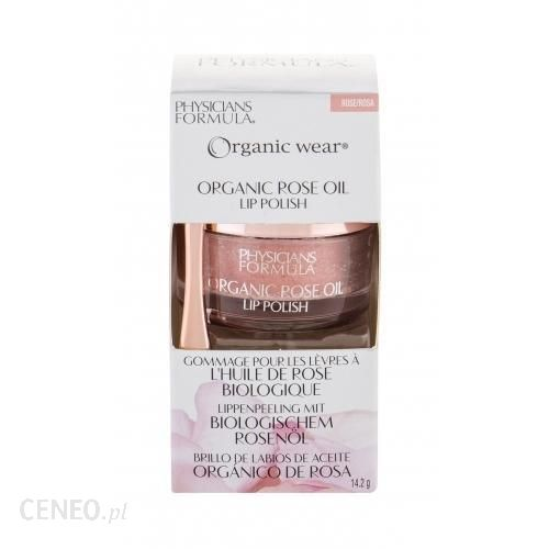 Physicians Formula Organic Wear Organic Rose Oil Lip Polish Peeling 14
