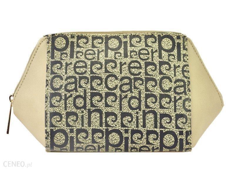 Pierre Cardin Kosmetyczka Ms87 61618 Jasny Beż