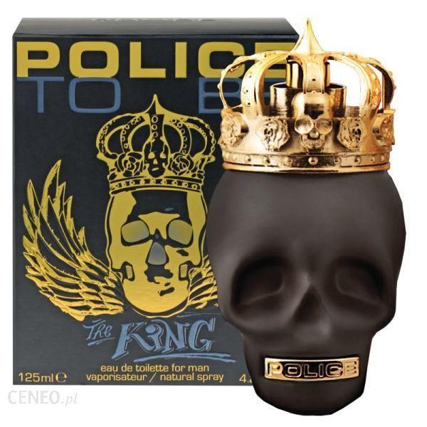 Police TO BE The King Woda toaletowa spray 125ml