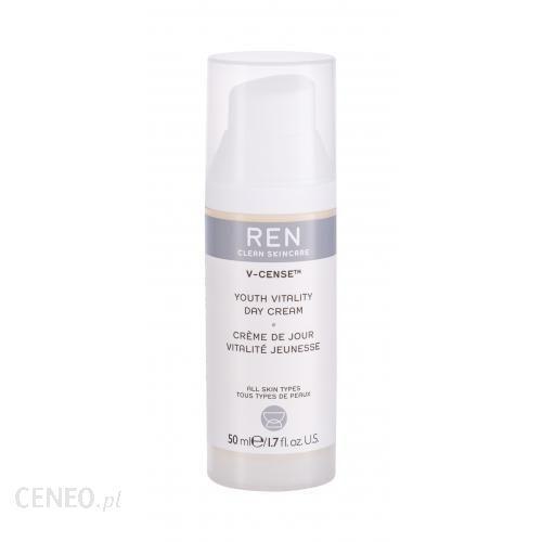 Ren Clean Skincare V-Cense Youth Vitality Krem Do Twarzy Na Dzień 50Ml Tester