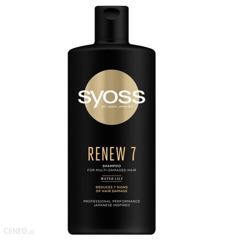 Renew 7 Shampoo szampon do włosów bardzo zniszczonych 440ml