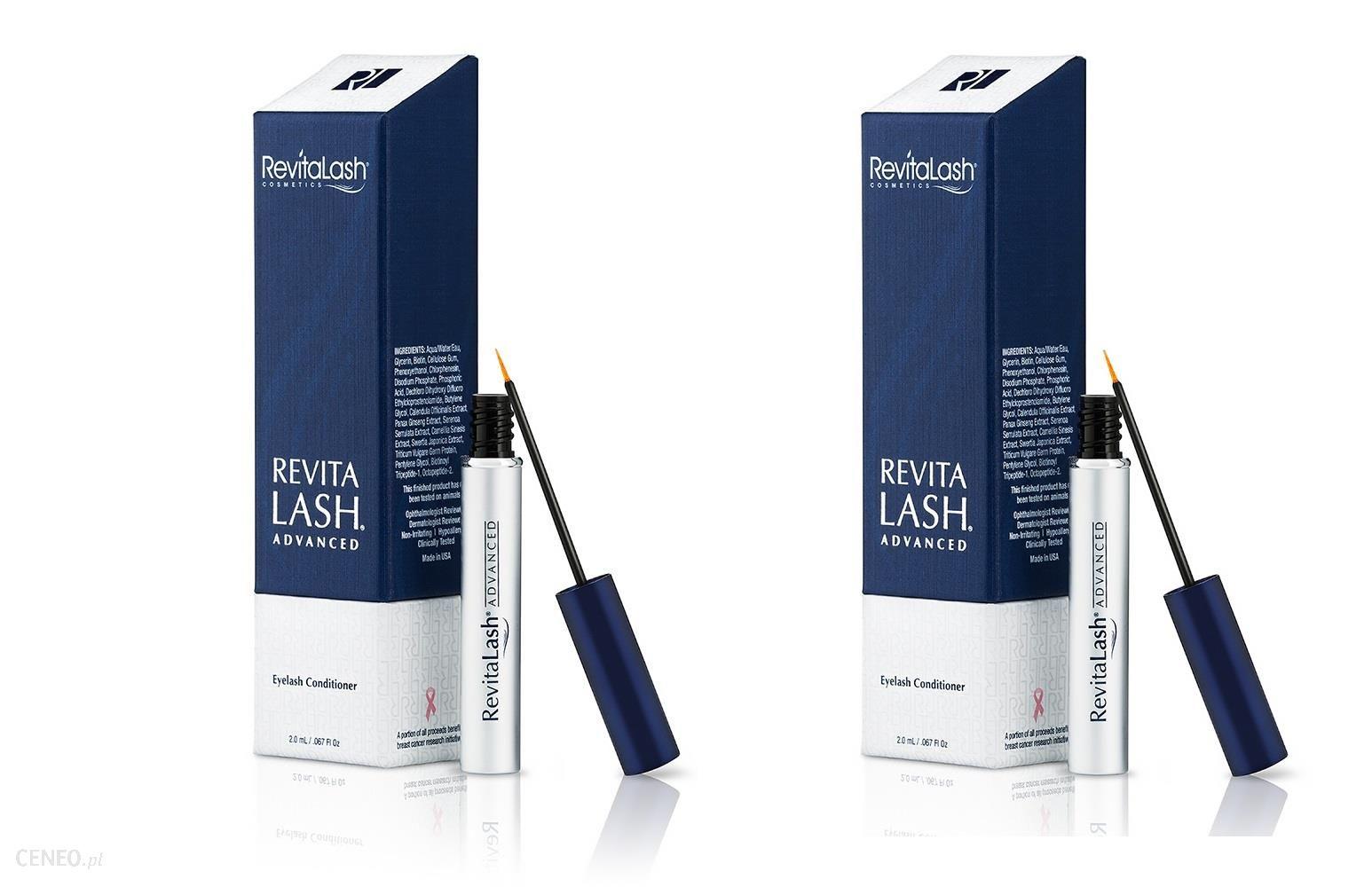 RevitaLash Eyelash Advanced odżywka pobudzająca wzrost rzęs 2x2ml
