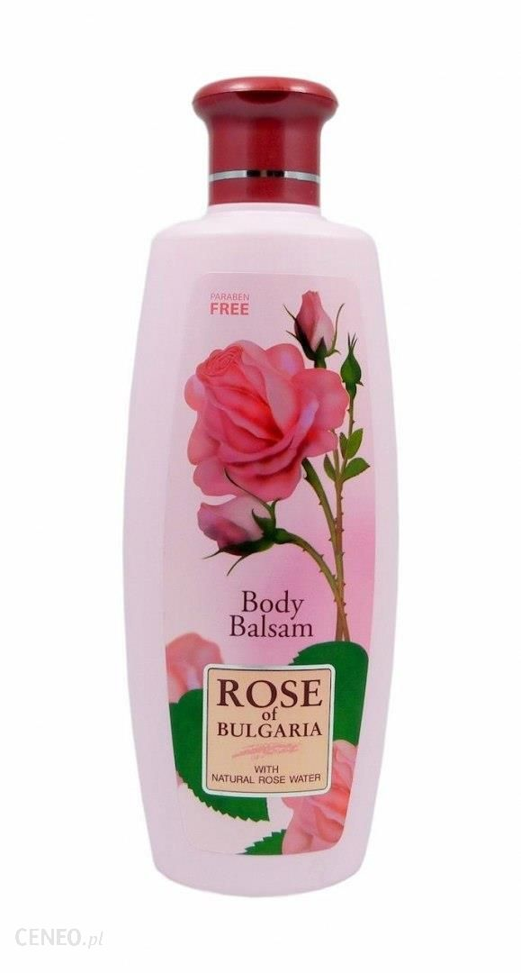 ROSE NATURAL BALSAM CIAŁO 330ml
