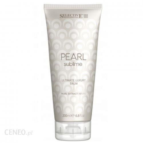 Selective Professional Pearl Balsam Do Włosów Blond 200ml