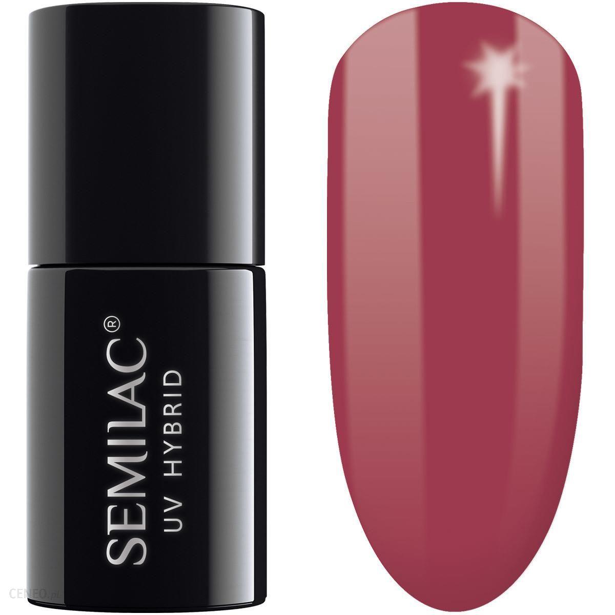 Semilac Lakier Hybrydowy 068 Delicate Red 7ml