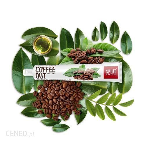 Splat Special Coffee Out Pasta Dla Kawoszy I Palaczy Bez Fluoru 75Ml