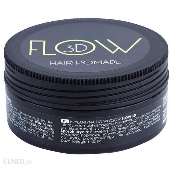 Stapiz Flow 3D Keratin Hair Pomade Brylantyna 80ml