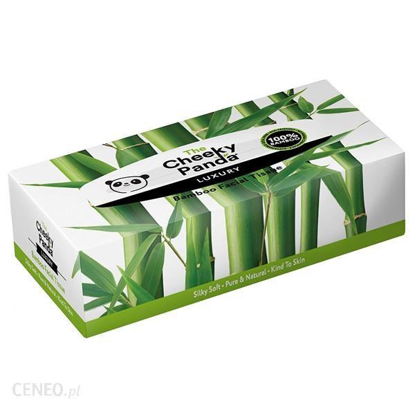 The Cheeky Panda chusteczki uniwersalne pudełko 80szt