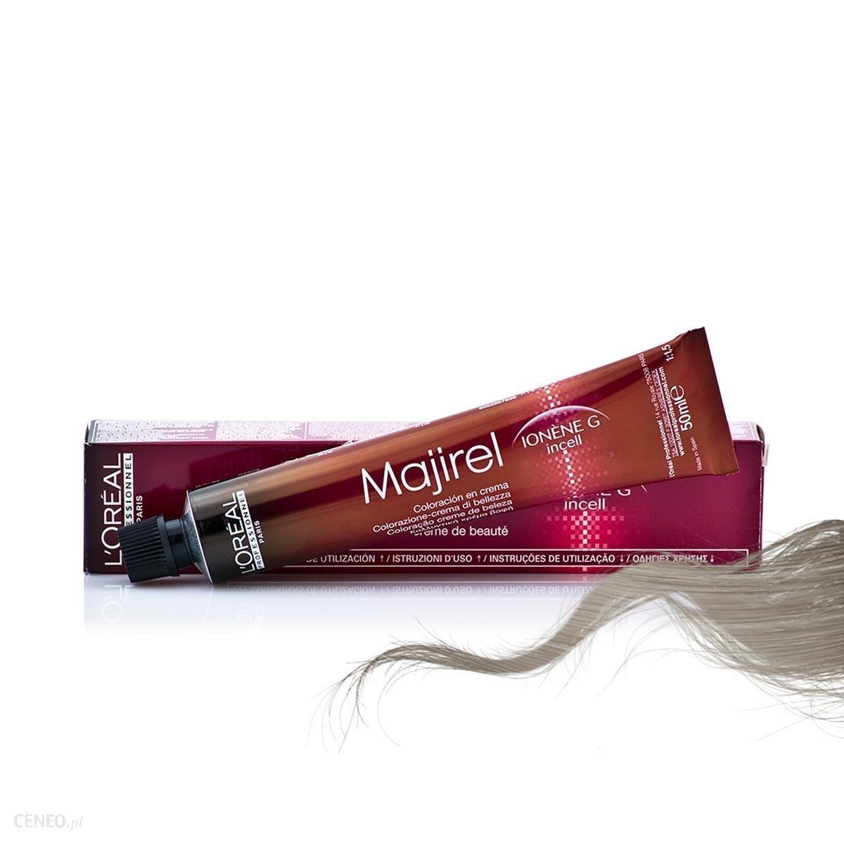 Trwała farba do włosów - L'Oreal Professionnel Majirel Metal 13