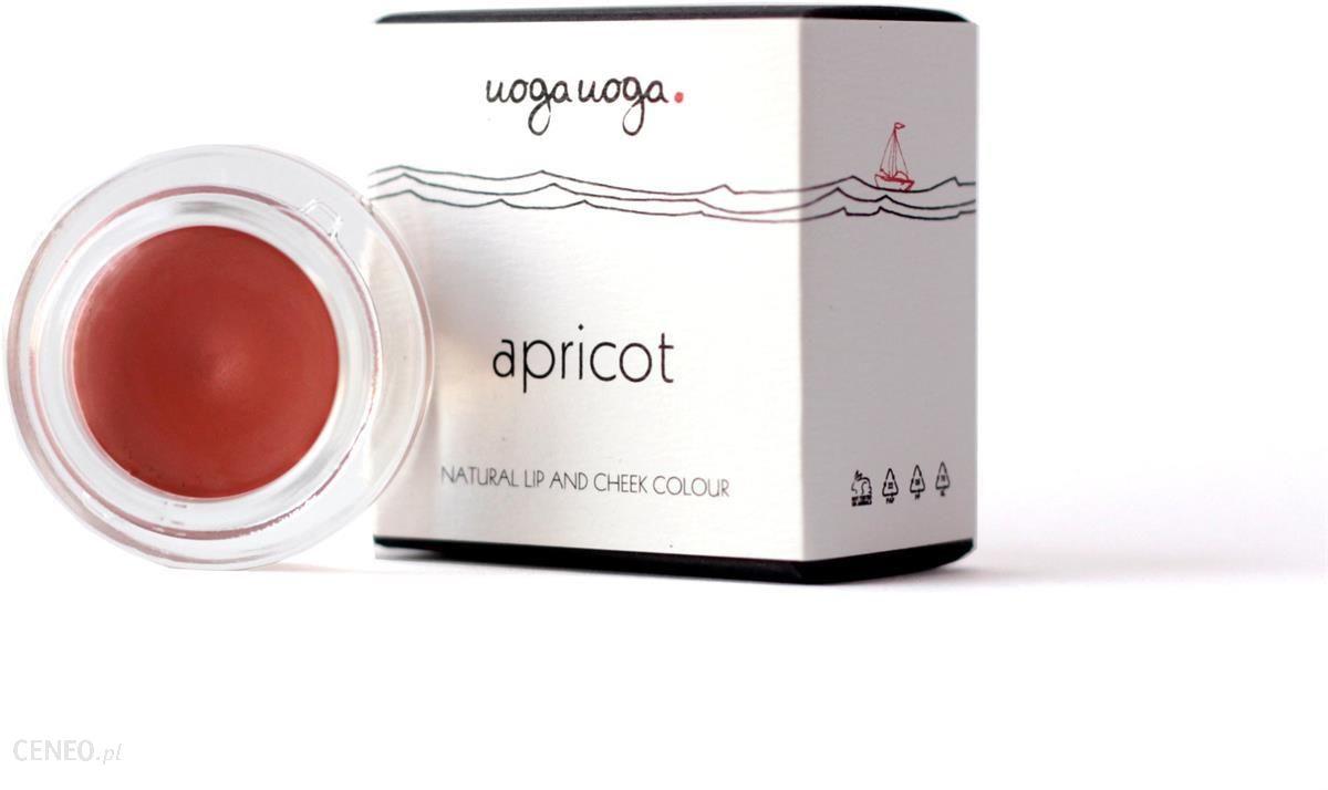 Uoga Uoga Lip Cheek Colours Apricot 6ml