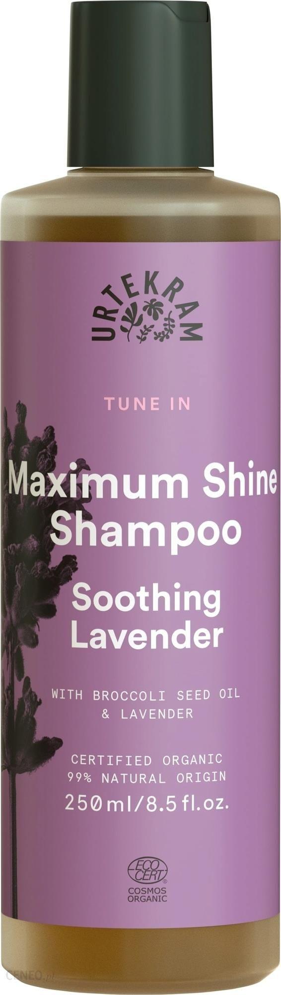 Urtekram Kojący szampon lawendowy 250ml