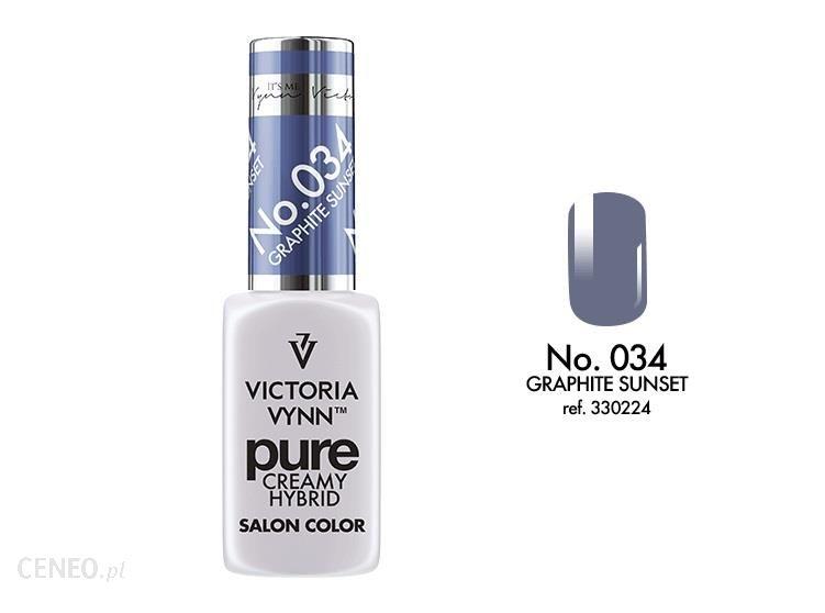 Victoria Vynn Pure Lakier Hybrydowy 034 Graphite Sunset 8ml