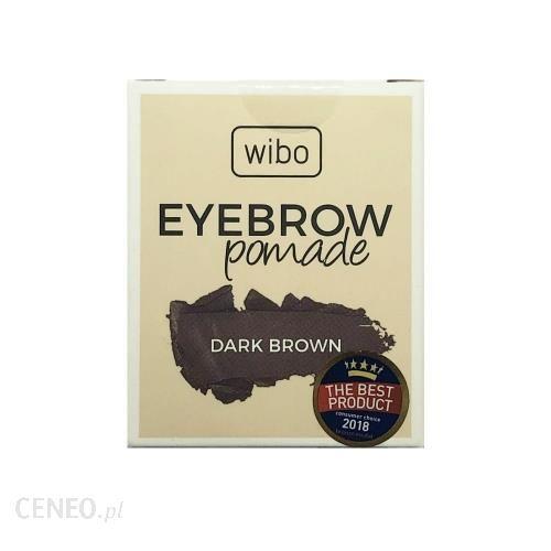 Wibo Pomada Do Brwi Eyebrow Pomade Nr 2 Dark Brown 3
