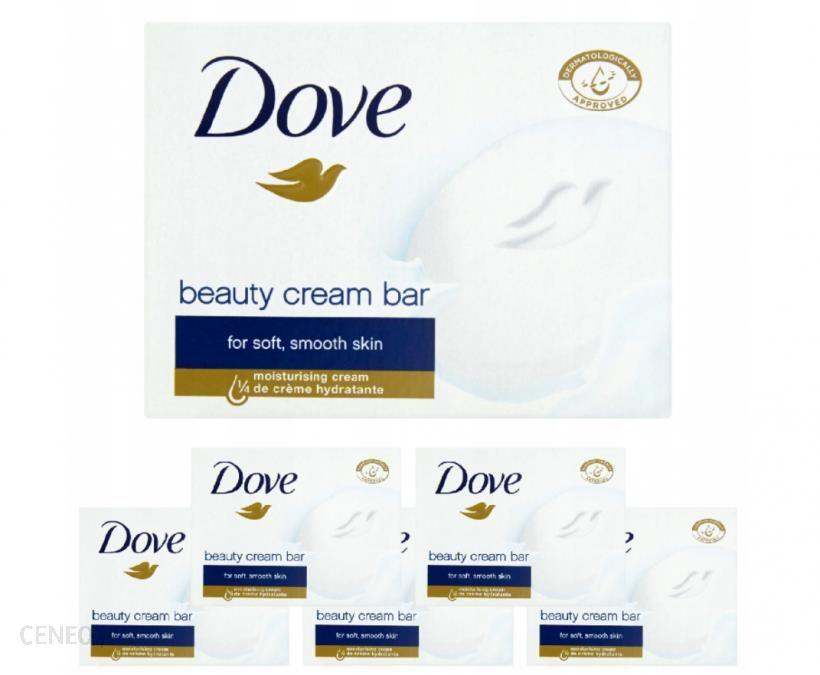 ZESTAW 6X Dove Beauty Cream Bar Kremowa kostka myjąca 100 g
